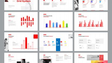 Animated PowerPoint Presentation Template