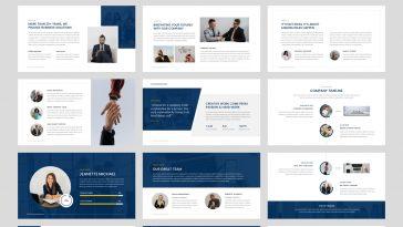 Corporate PowerPoint design