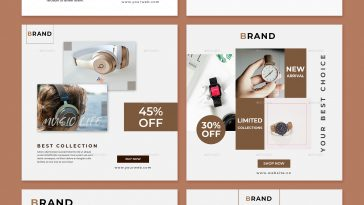 Fashion Style Instagram Post Template