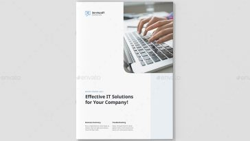IT services white paper template