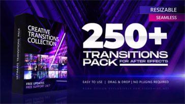 Original Creative Transitions Pack