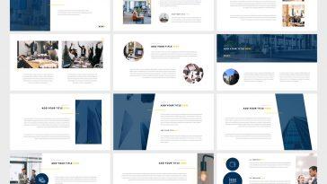 Company Profile PowerPoint Design