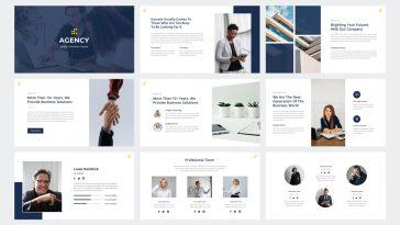 Business Multipurpose Presentation Keynote Template