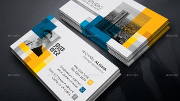 Creative and Modern Business Card Design