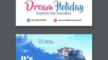 Travel Social Media Post Template