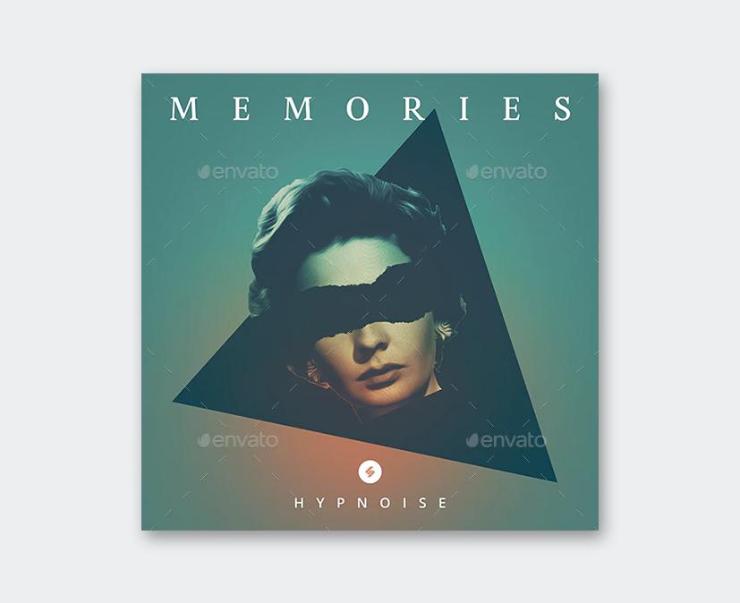 Alternative Music Album Cover Template