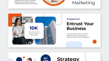 Business Marketing Facebook Cover Templates