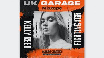 UK Garage Album Cover Template