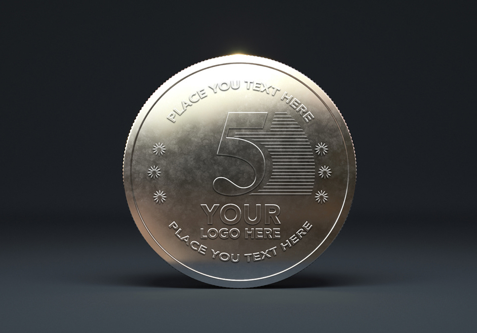 Coin Mockups