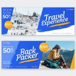Travel Facebook Banner Templates