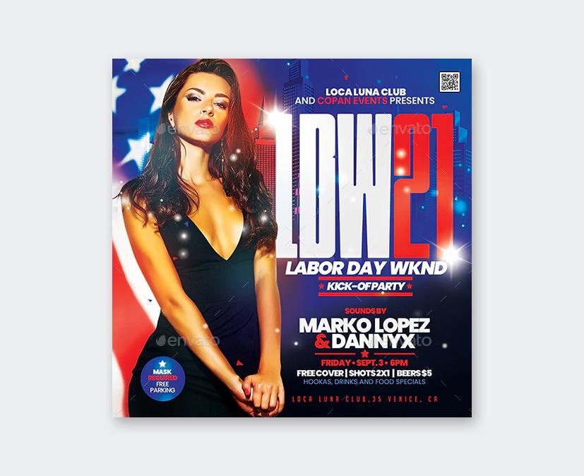 LDW Flyer PSD